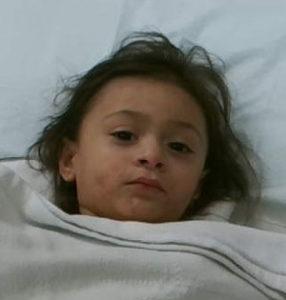 Child found in Galt.