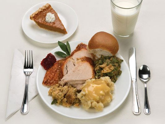 Lower prices for Thanksgiving dinner this year, according to NY Farm Bureau