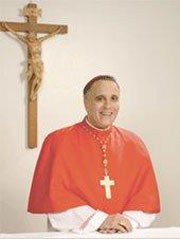 Cardinal Daniel DiNardo.