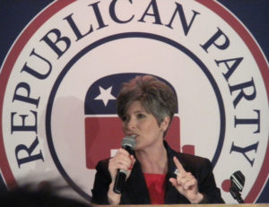 Joni Ernst (file photo)
