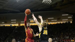 The Cyclones have won six of the last seven against the Hawkeyes.