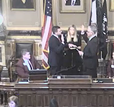 Iowa Governor Terry Branstad Delivers Final Condition of the State Address