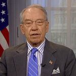 Senator Grassley reacts to terror bombing in England