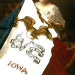 Iowa's state flag turns 100 years old