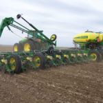 Corn planting is nearing completion, beans more than halfway done