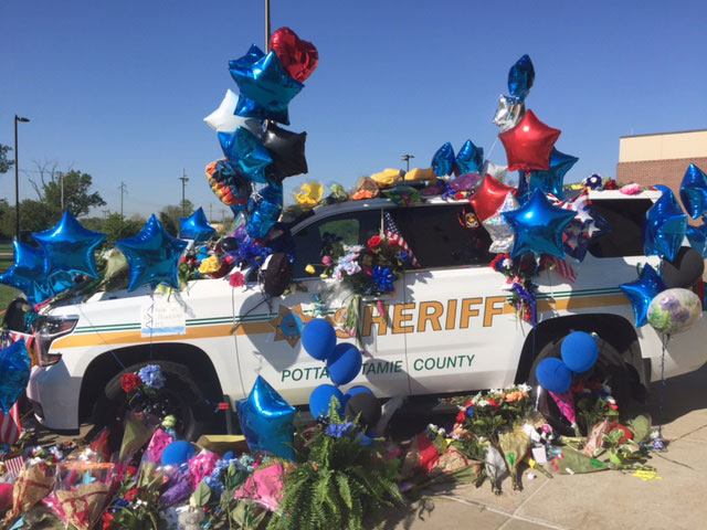 Funeral will be held Monday for deputy killed in jail escape