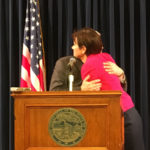 Kim Reynolds, Iowa's next governor, pays tribute to Branstad