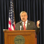 Branstad heading north on his final day as governor (AUDIO)