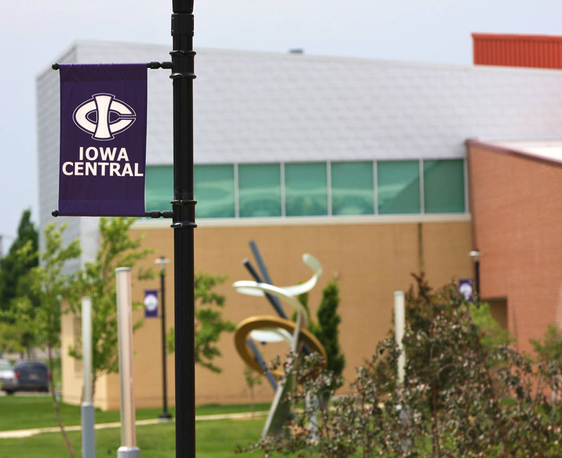 Donation Will Help Iowa Central Community College Build