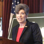 Ernst says Medicaid coverage is part of discussion on Senate health plan