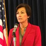 Iowa's governor backs Graham-Cassidy health care bill in U.S. Senate (AUDIO)