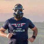Masked Veteran completes 10-day run across Iowa