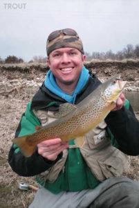 Urban trout stocking continues - Radio Iowa