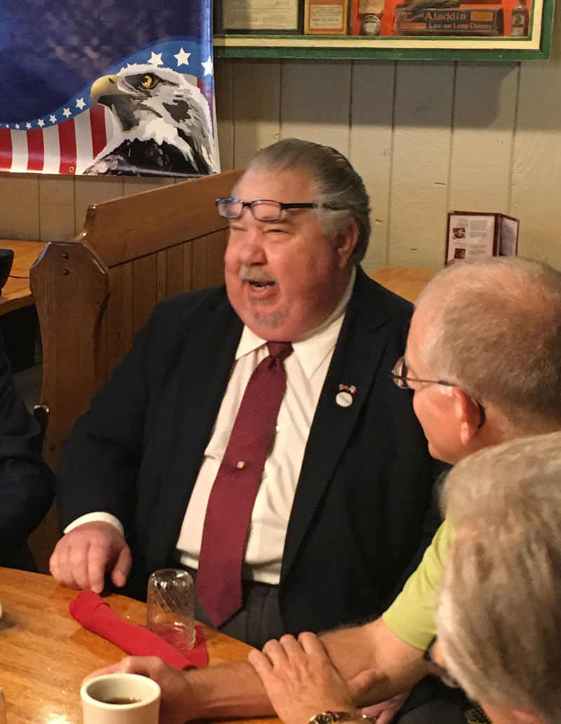 Trump nominee Sam Clovis withdraws consideration for USDA post amid Russian Federation  probe