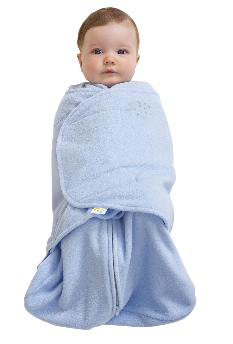 Sleep Sacks Replace Blankets For Babies In Most Iowa
