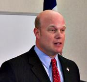 From radioiowa.com: Iowan Matt Whitaker {MID-323839}