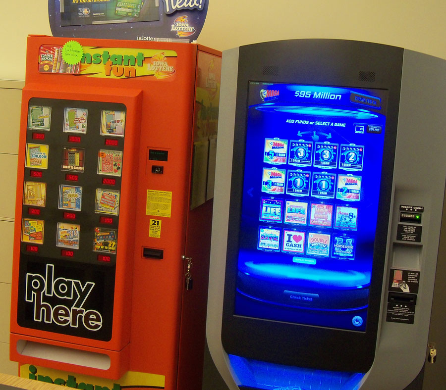 Savamco vending machine