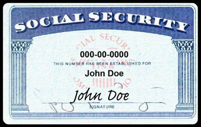 Image result for social security card replacement