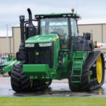 Sales of agriculture equipment were strong in 2018