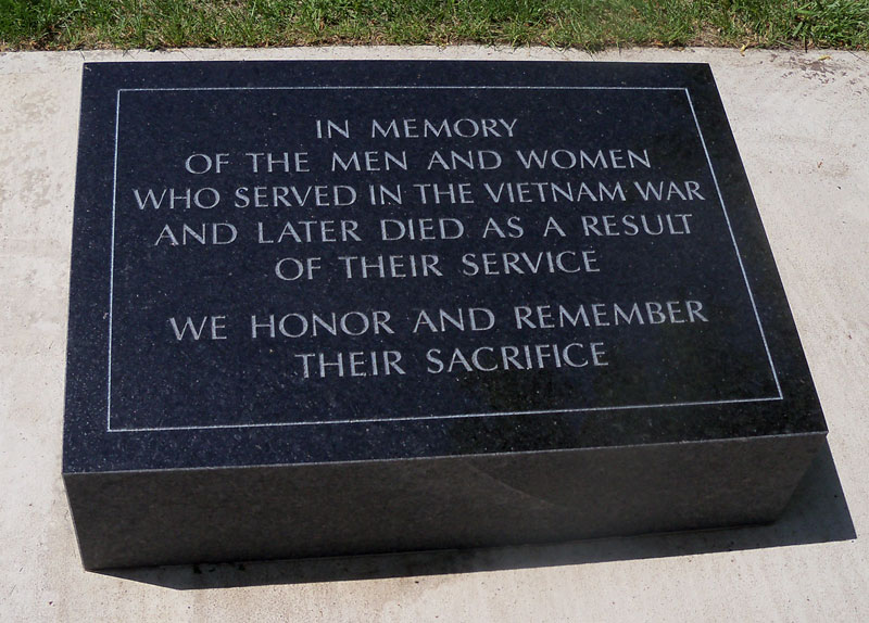 Those Who Suffered After Service In Vietnam Recognized At