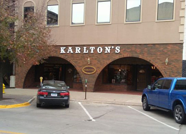 Clothing stores in sioux city iowa