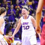UNI women top Iowa State 57-53