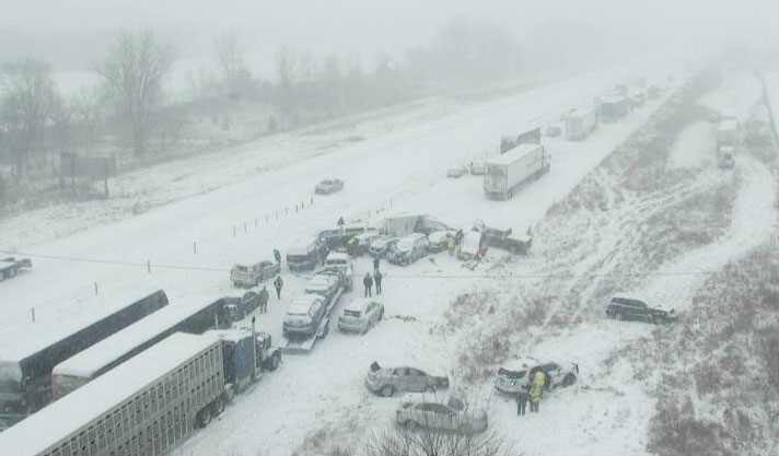 At least 48 killed in Iowa traffic crashes over first two