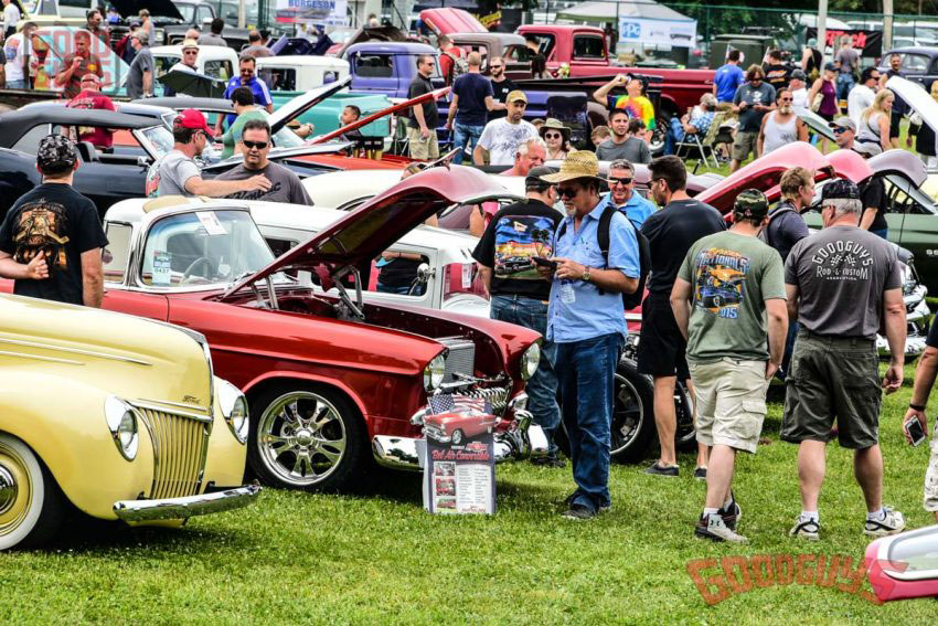 Goodguys Heartland Nationals features thousands of classic cars at ...