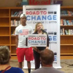 'March for Our Lives' tour stops in Sioux City