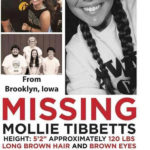 Reports say Mollie Tibbetts has been found dead