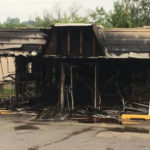 Cedar Rapids cleaner destroyed by fire