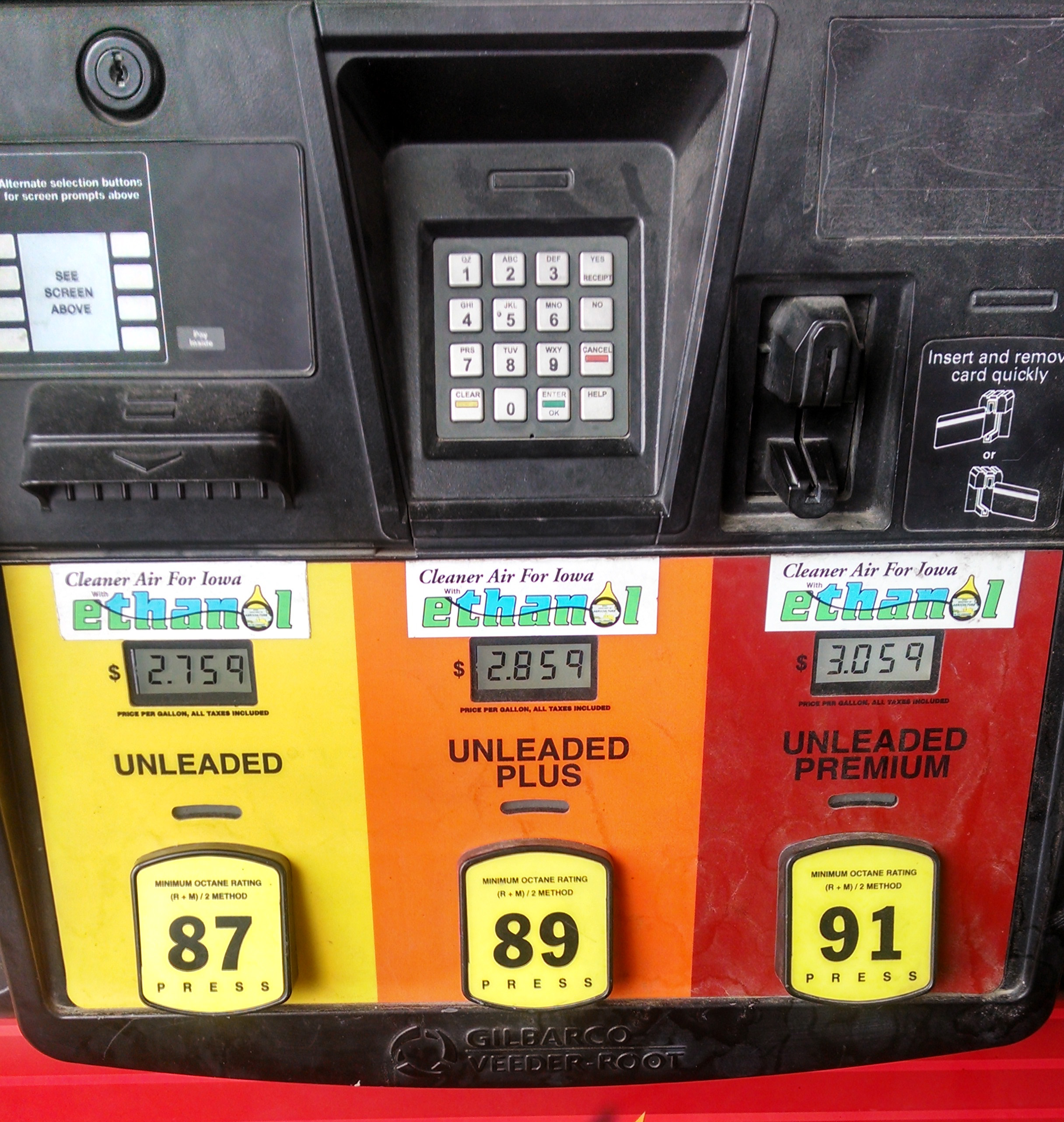 Iowa Gas Prices >> Gas prices expected to start dropping with end of summer driving - Radio Iowa