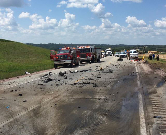 One dead in accident east of Correctionville - Radio Iowa