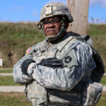 Medic becomes first African-American Sergeant Major in Iowa Army National Guard