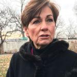 Reynolds may seek change in Iowa's felon voting rights policy