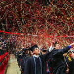 Fall grads putting on caps and gowns this weekend at ISU, UNI, U-I