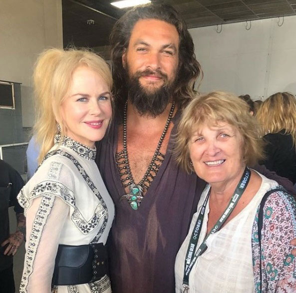 Jason Momoa Parents: Actor Who Grew Up In Norwalk To Host Saturday Night Live