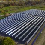 Maharishi University now features state's largest solar array