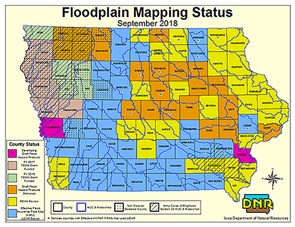 Floodplain maps being updated in nearly half of Iowa - Radio ... on flood mitigation, flood information, flood alleviation, flood chart, flood hazards, flood engineering, flood protection, flood management, satellite mapping, flood photography, flood graphics, flood lighting, flood risk assessments, flood routing, flood maps, flood data, flood science,
