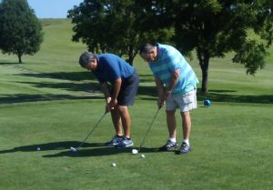 Iowa man survives second heart attack, on same golf course 1