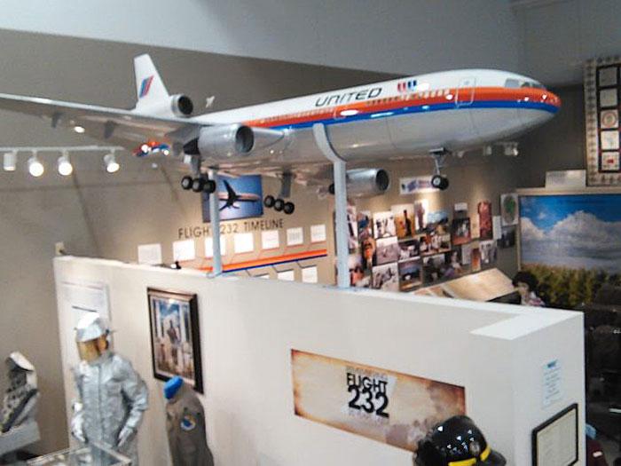 Sioux City remembers 30th anniversary of Flight 232 crash - Radio Iowa